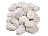 Aegean White Cobbles & Pebbles