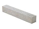 Straight Kerb - Silver Grey Granite