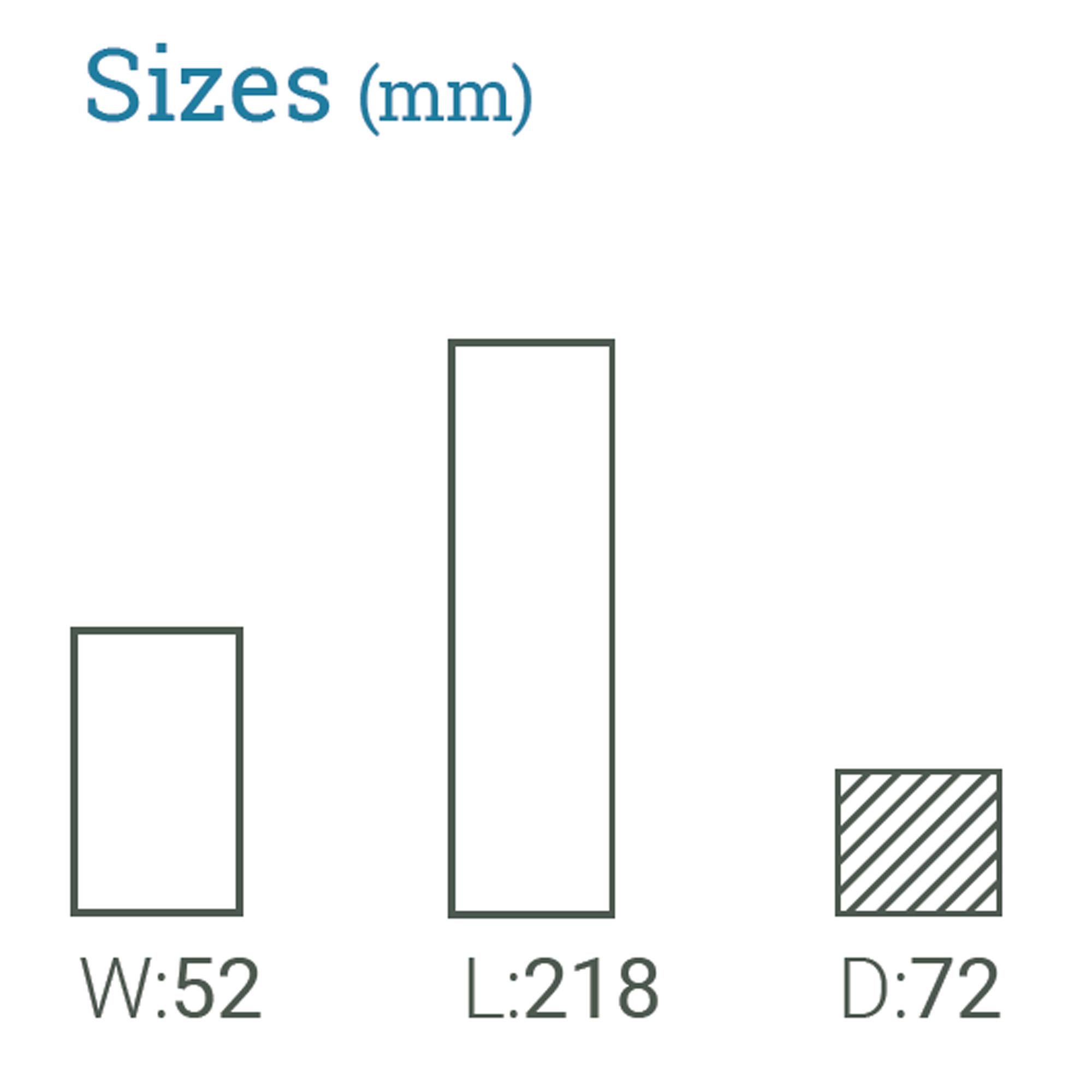 Clay Pavers - Saffron Aureum sizes available