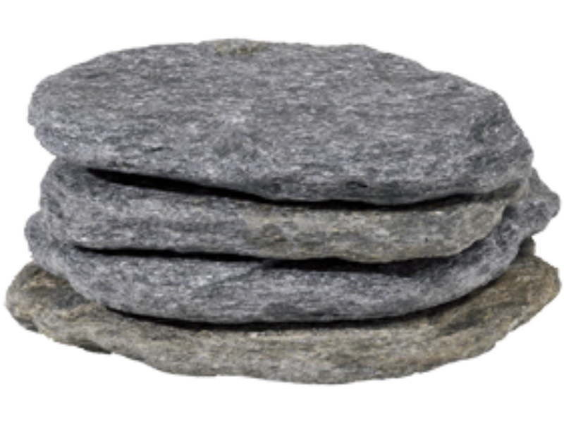 Grey Paddlestones