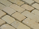 Cathedral Setts - Green Sandstone