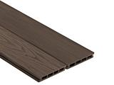 Oakio Iniwood Composite Decking - Dark Brown