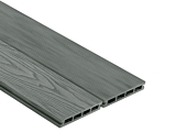 Oakio Iniwood Composite Decking - Smoke White