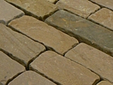 Cathedral Setts - Rustic Sandstone