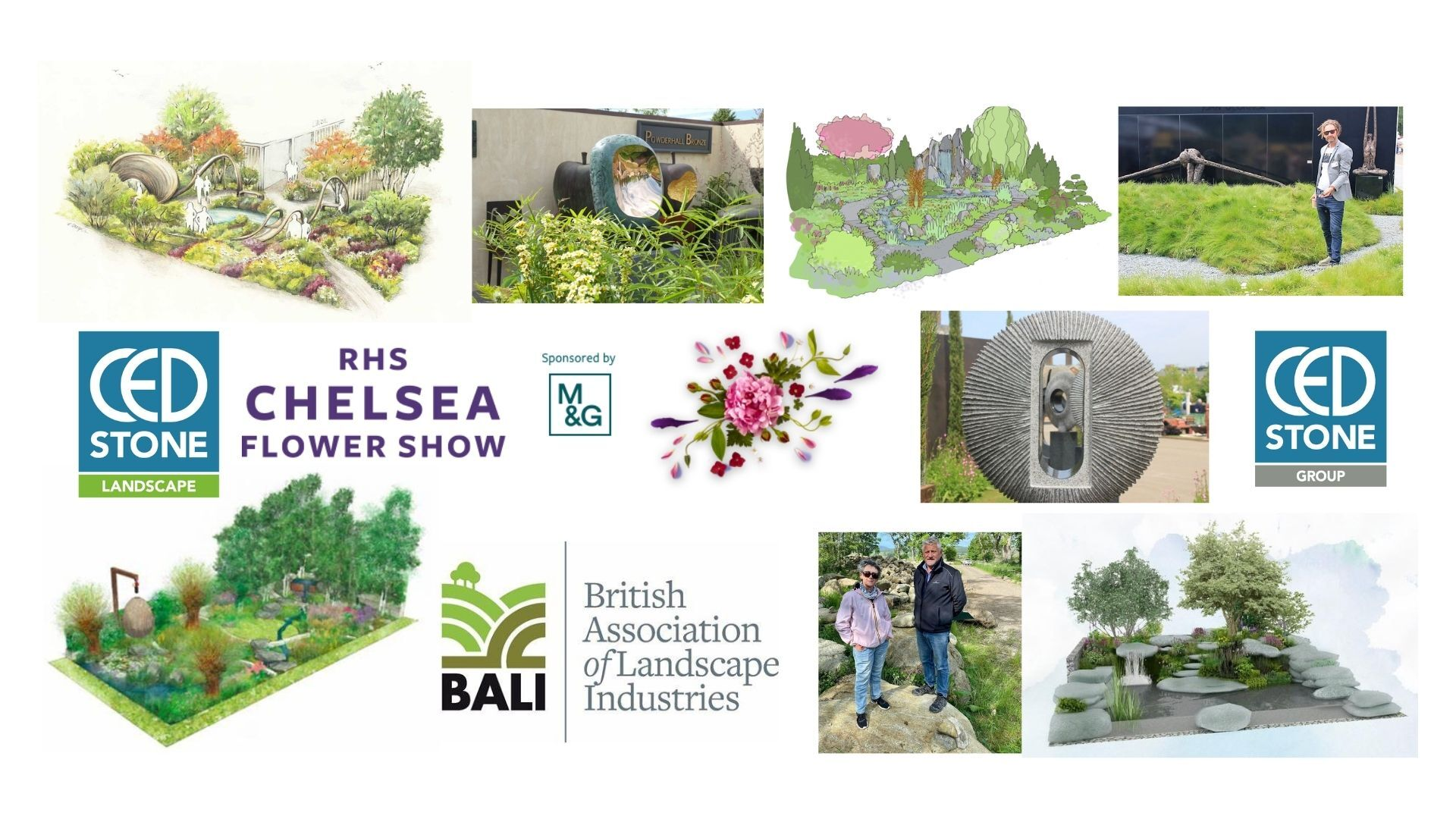 CED Stone Excited For The Return of The RHS Chelsea Flower Show