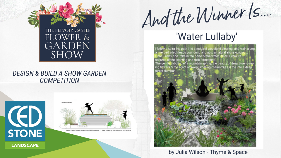 Belvoir Castle Flower & Garden Show Design & Build Competition Winner Announced