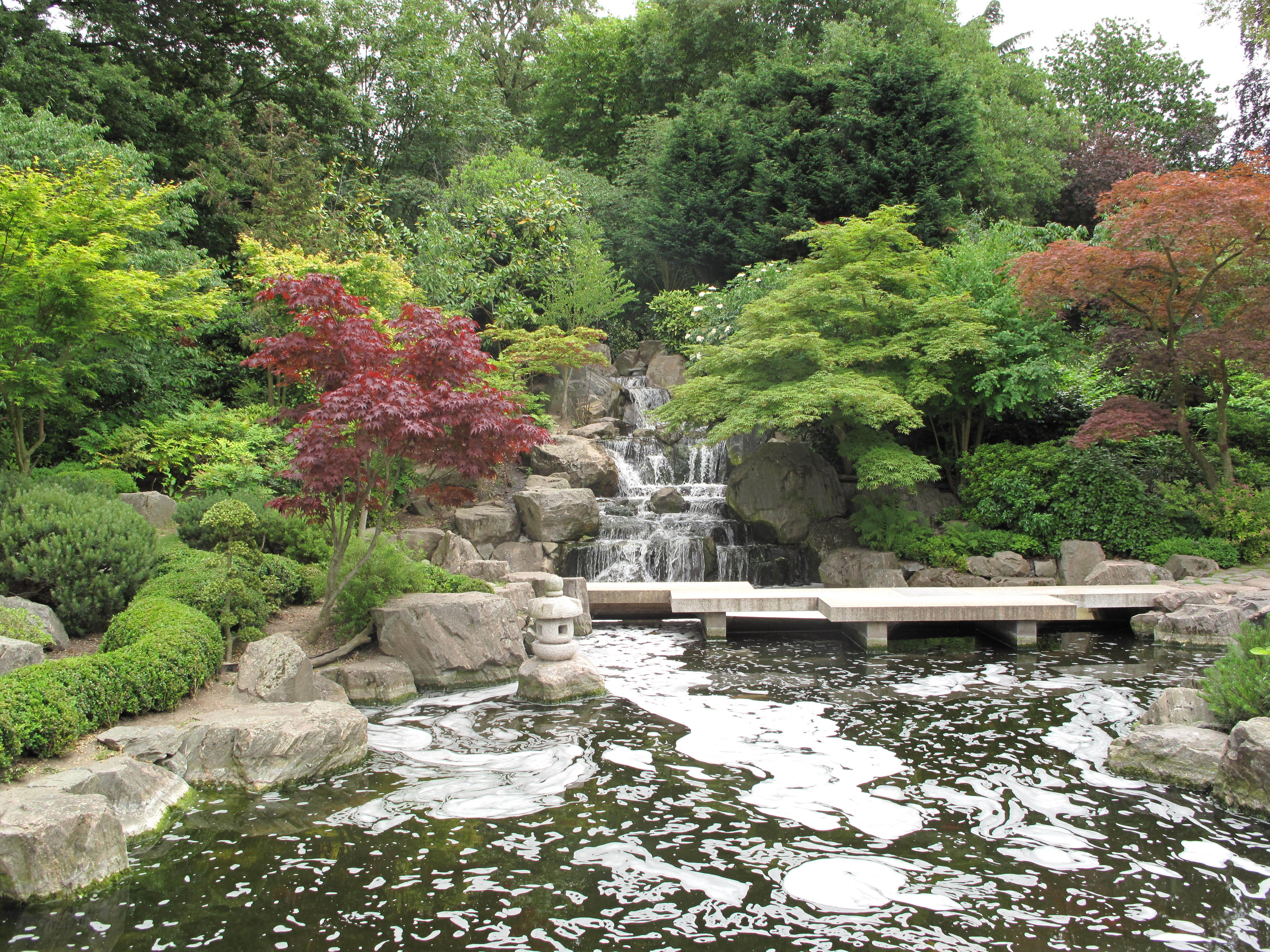 London's Beautiful Kyoto Garden, Delighting visitors for Thirty Years