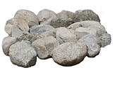 Mixed Glacial Boulders