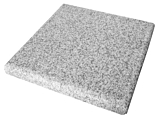 Pillar Cap - Silver Grey Granite