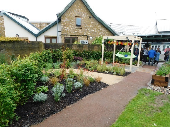 Claire's Hospice, Greenfingers Garden, Wirral