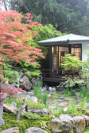 2018 - O-Mo-Te-Na-Shi No NIWA -The Japanese Hospitality Garden, Kazuyuki Ishihara, Gold, Best Artisan Garden