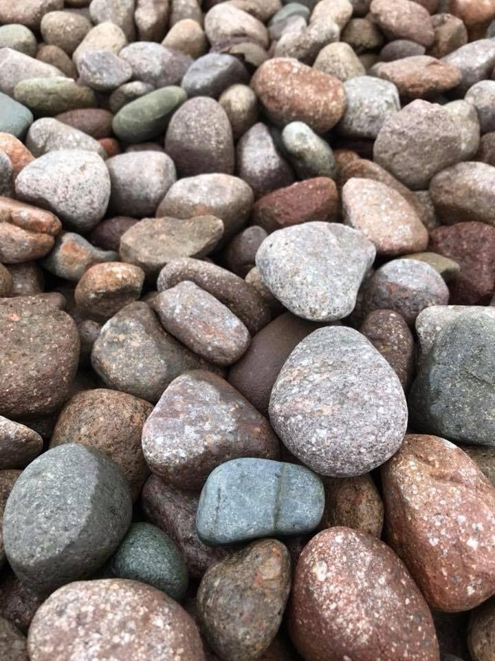 Porphyry Pebbles
