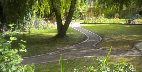 CEDEC footpath gravels