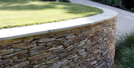 Stone Walling and Copings