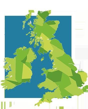 CED landscape depots map