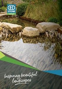 Landscape brochure button