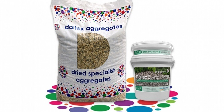 CED Stone Landscape Now Stocking DALTEX Resin Bound Surfacing System