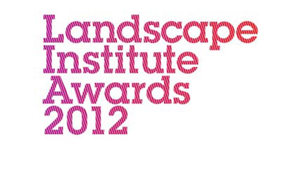 Landscape Institute Awards 2012