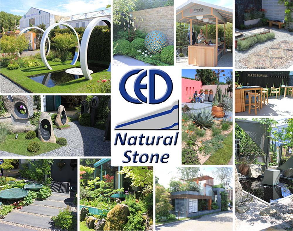 Medals and Stars: The RHS Chelsea Champions Who Used CED Natural Stone