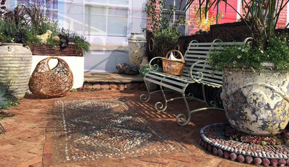 Olicana Mosaics' 2014 Harrogate Stand