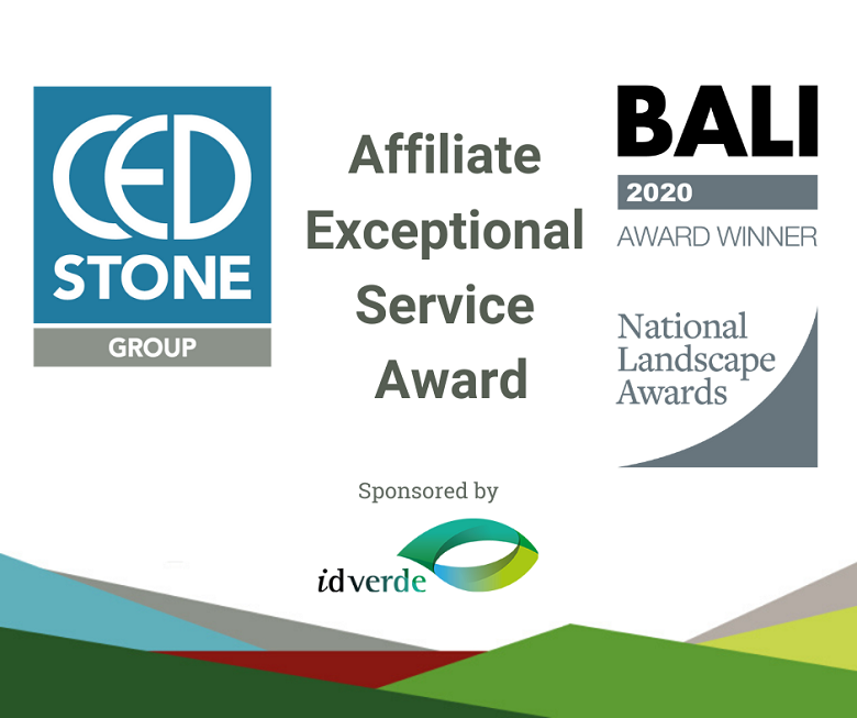 CED Stone Group Wins BALI National Landscape Award