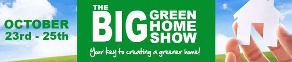 CED to Exhibit Natural Stone Solutions at The Big Green Home Show