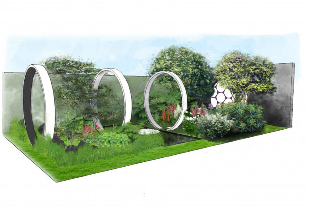 CED Helps RHS Chelsea Breast Cancer Now Garden Designer