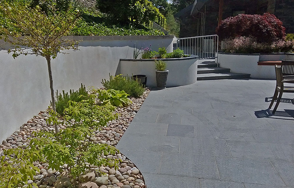 Seventh Win of the Most Prestigious Award for Belfast Landscapers