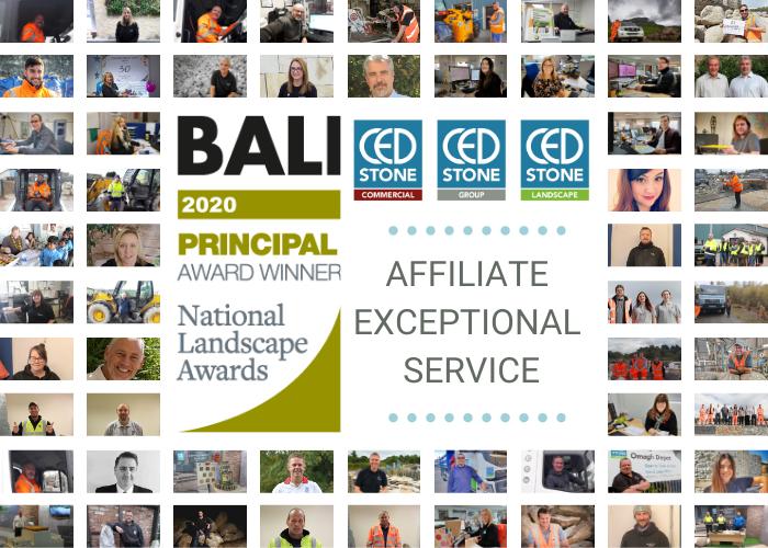 CED Stone Principal Winners At BALI Awards 2020