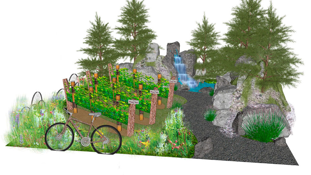 Great Gardens of the USA: The Oregon Garden