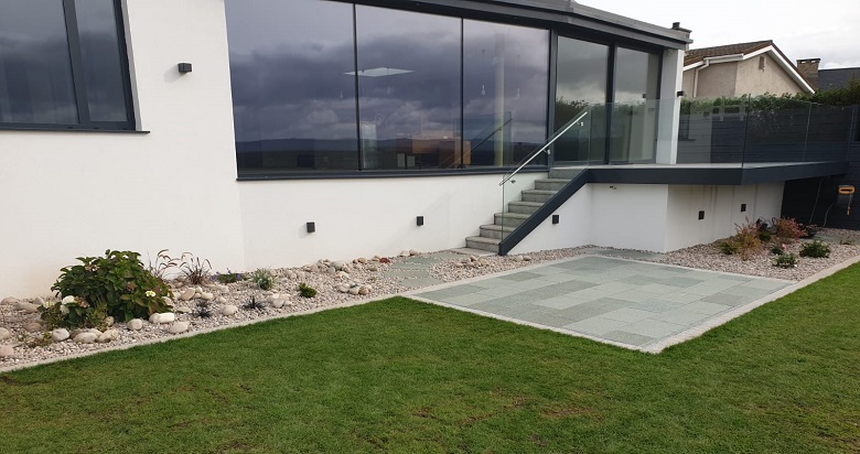 CED's Green Schist Stone Paving Makes A Stunning Debut In Ireland