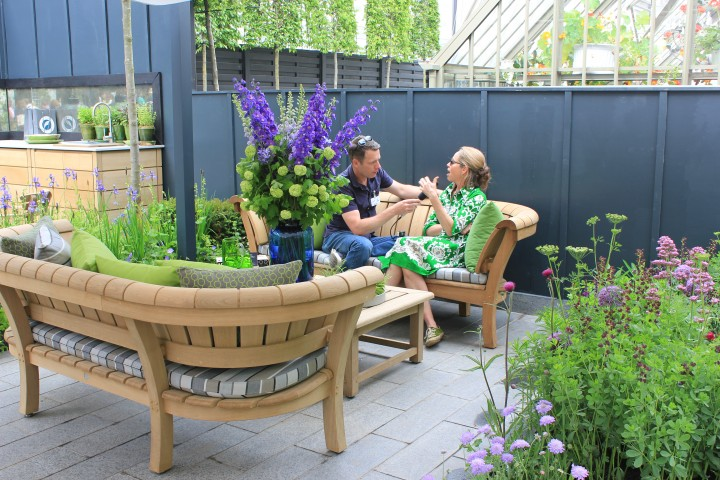 Encouraging A Passion For Learning: Supporting Peter Donegan's RHS Chelsea 'SodShow' Podcast Episode