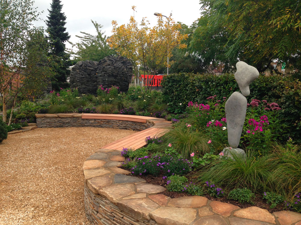 First Touch Garden Opening