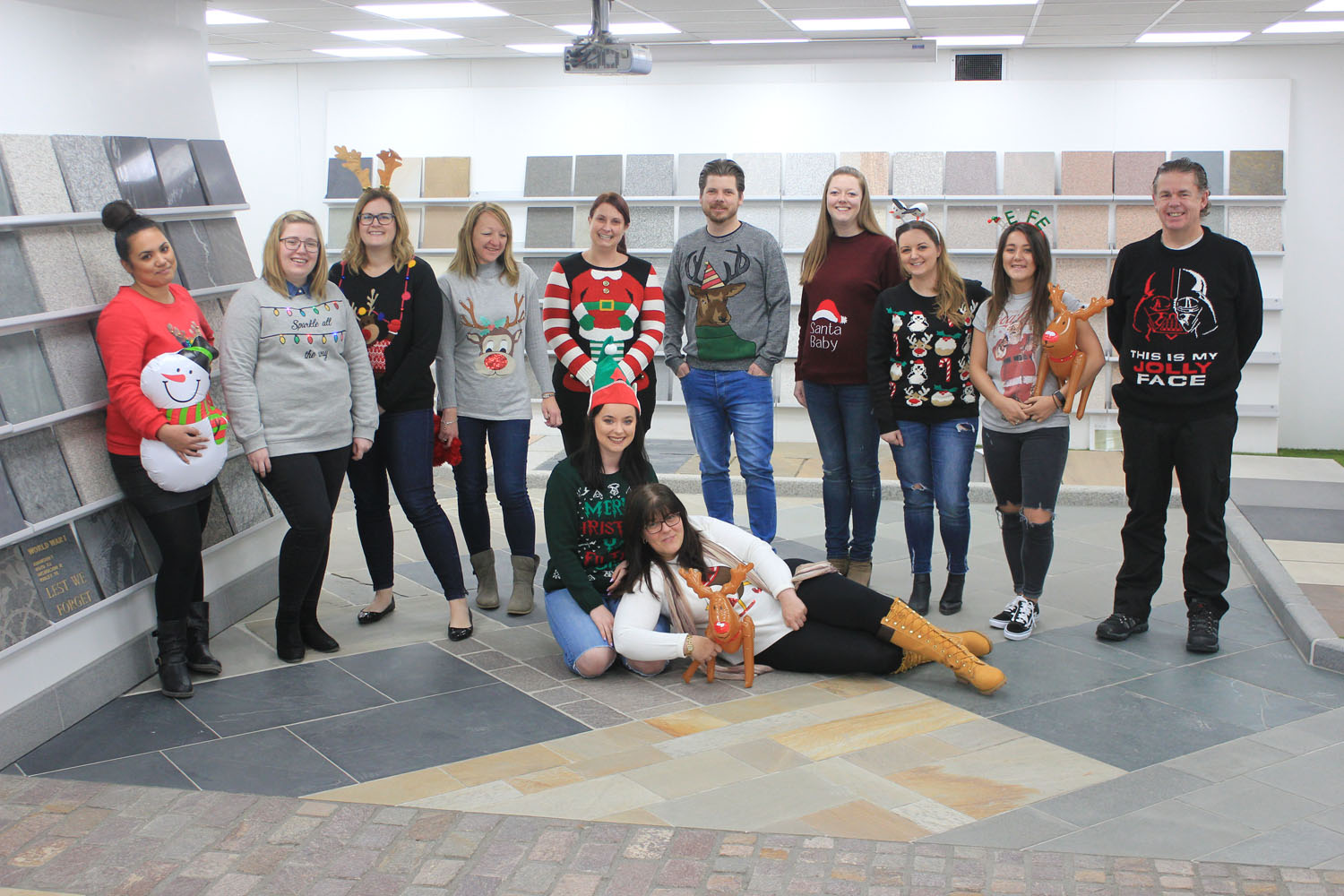 CED Set To Make The World 'Better With A Sweater' This Christmas Jumper Day!