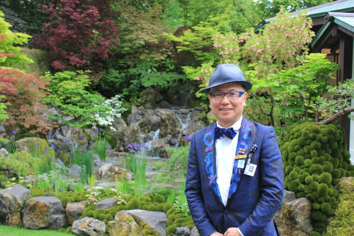 6 Things You Didn't Know About Ishihara Kazuyuki and his O-Motenashi-No Niwa Garden