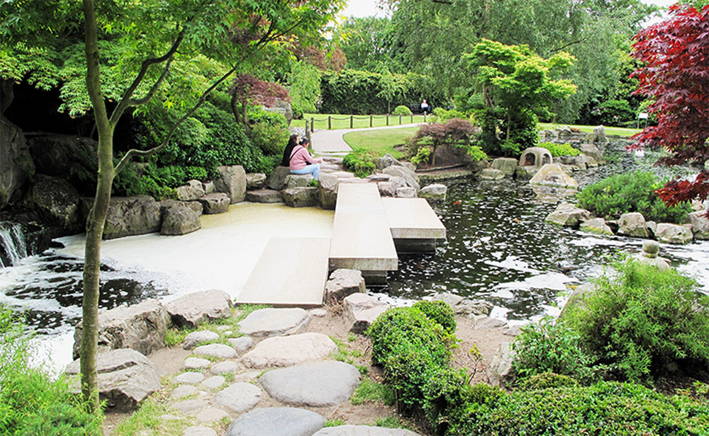 Japanese Gardens with CED Stone Group