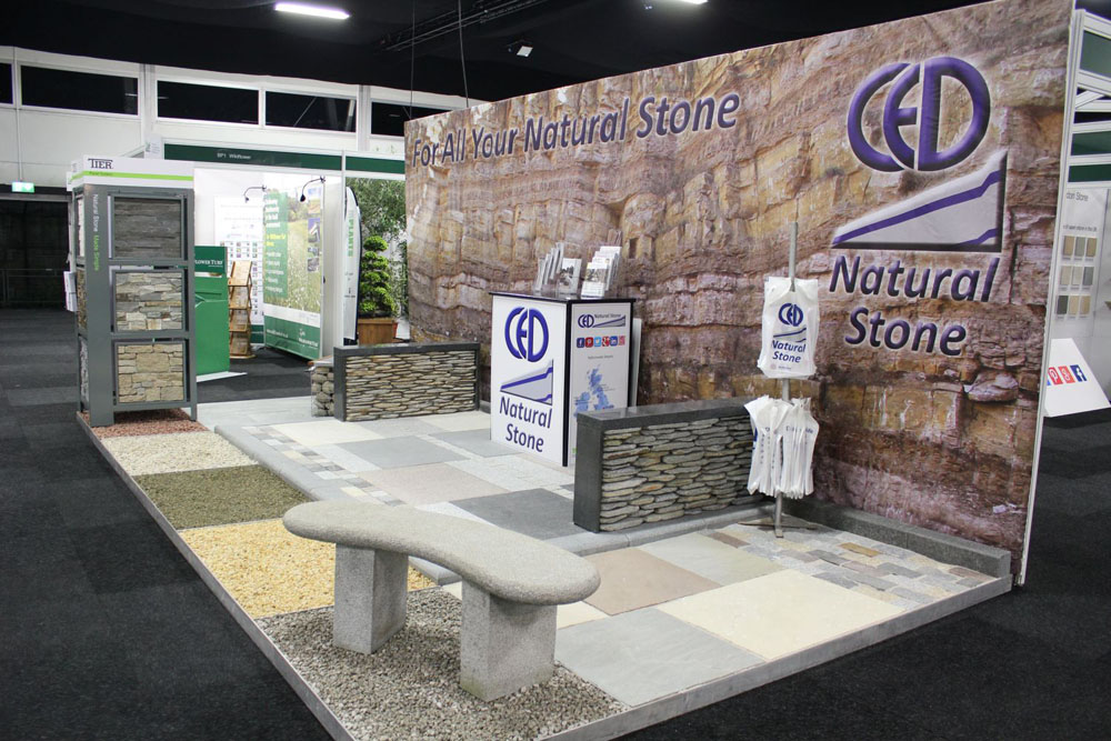CED Stone Group to Exhibit at the LANDSCAPE Show 2015