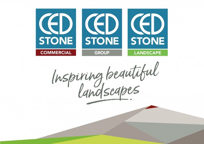 Inspiring Beautiful Landscapes: CED Stone Group Marks 40th Year With A Brand New Look