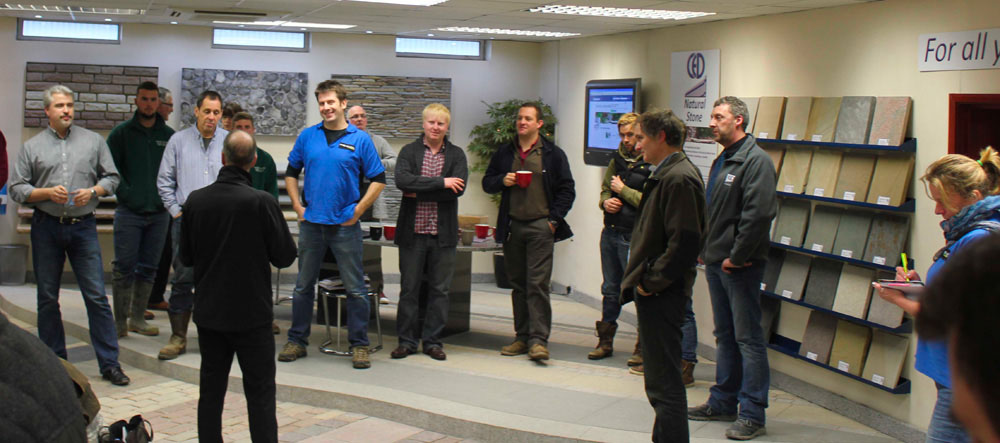 APL Networking Event at CED Natural Stone