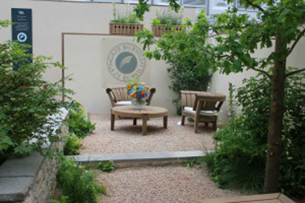Gaze & Burvill at the RHS Chelsea Flower Show 2014