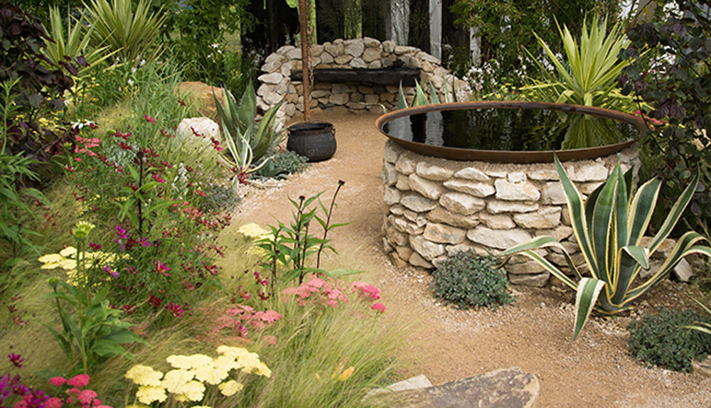 Great Gardens of the USA: The Austin Garden