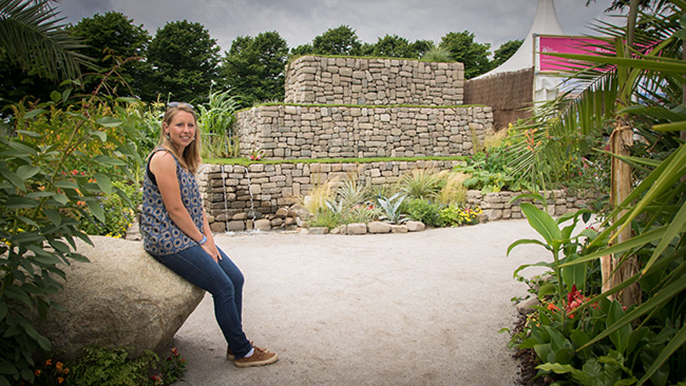Designer Jenny Jones on her 'Journey Latin America the Inca Garden'