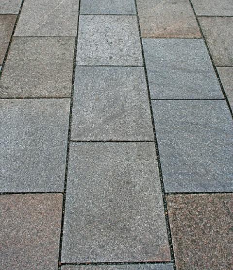 Grampian Granite at Ruskin Square, Croydon