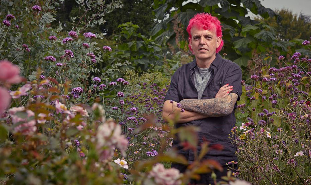 Tune In To Watch The Autistic Gardener Use CED Pebbles In Geometry Garden This Saturday On Channel 4