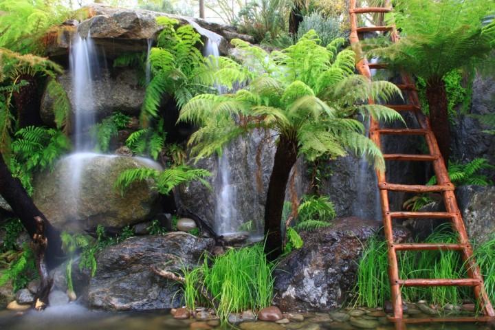 Trailfinders – An Australian Garden presented by Flemings, 2013 Chelsea Flower Show Gold & Best In Show