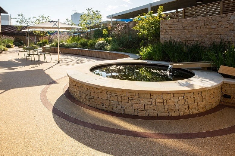 CED Stone Group supports Horatio's Garden, Stoke Mandeville