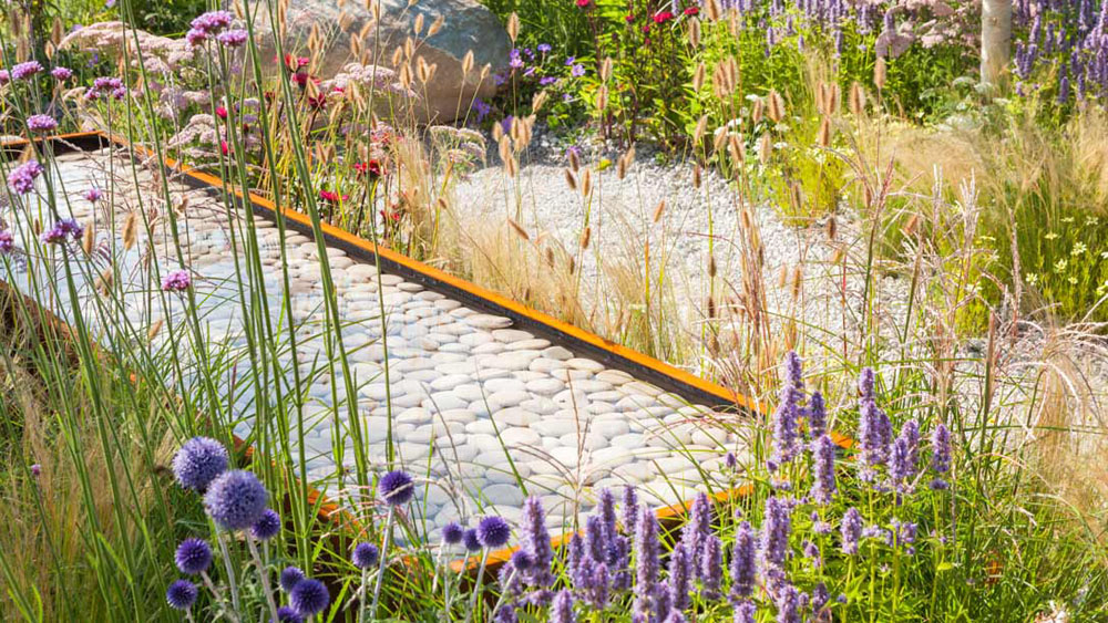CED Stone Group Supports All Three RHS Young Designer Finalists at Tatton Park