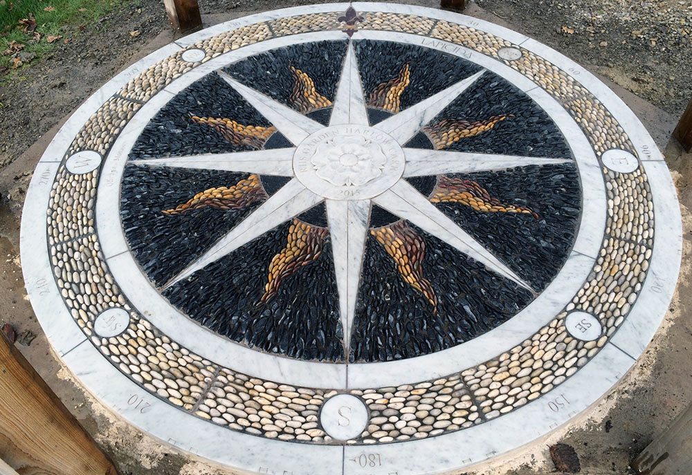 Award Winning Mosaics to Debut at RHS Chelsea