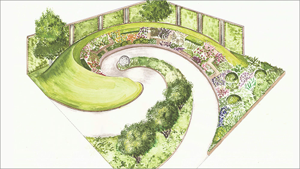 RHS Hampton Court Palace Flower Show Sees a Garden of Global Growth