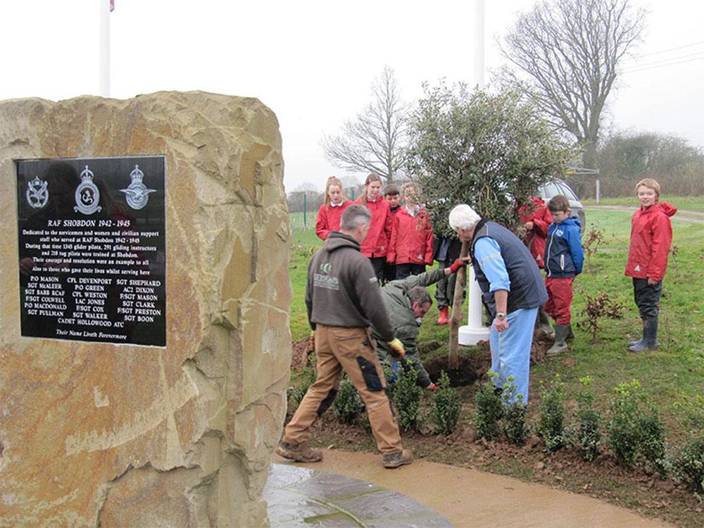 Shobdon Memorial